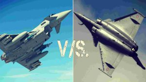 rafel vs euro fighter