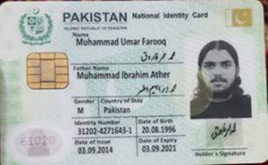 mohammad Umar Farukh