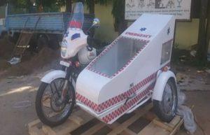 Koraput Administration Introduced Bullet Ambulance In Remote Area