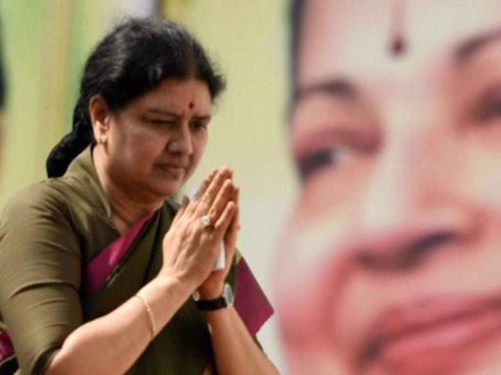 VK Sasikala quits politics ahead of Tamil Nadu assembly elections
