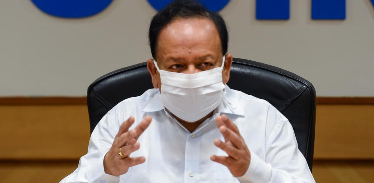 Harshvardhan Resigns From Central Health Minister Post