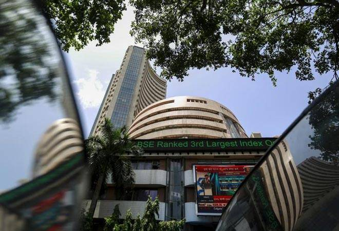 Stock Market Sensex Down 650 Points Nifty Breaches 11000 All Sectors In The Red
