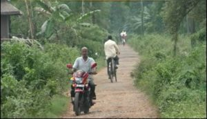 Billed 1 Lakh 97 Thousands On The Name oF Road Repair In Nischintakoili Block