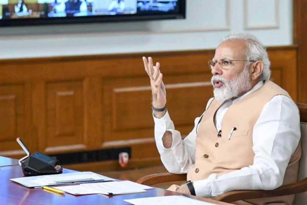 Pm To Discuss With North East State CM's On Corona