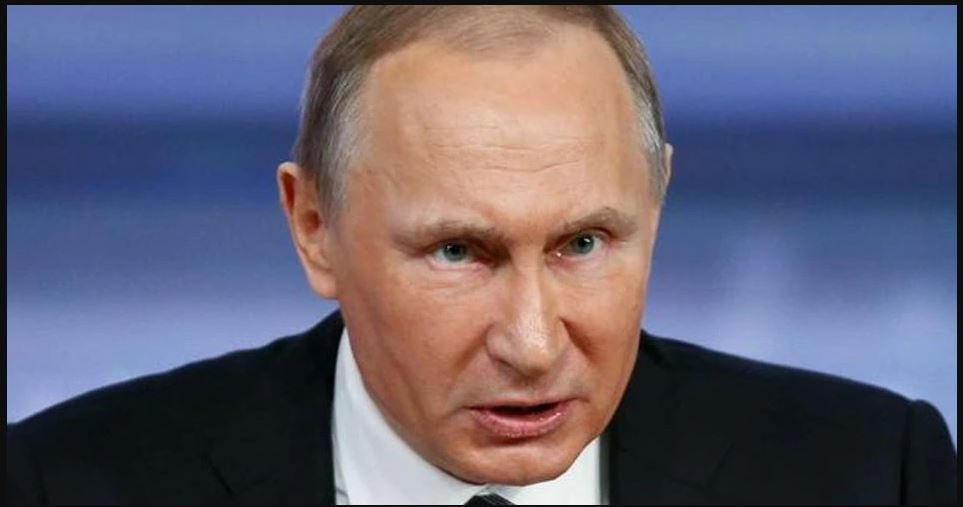 Critic Claimed Russian President Valdimir Putin Suffering From Cancer