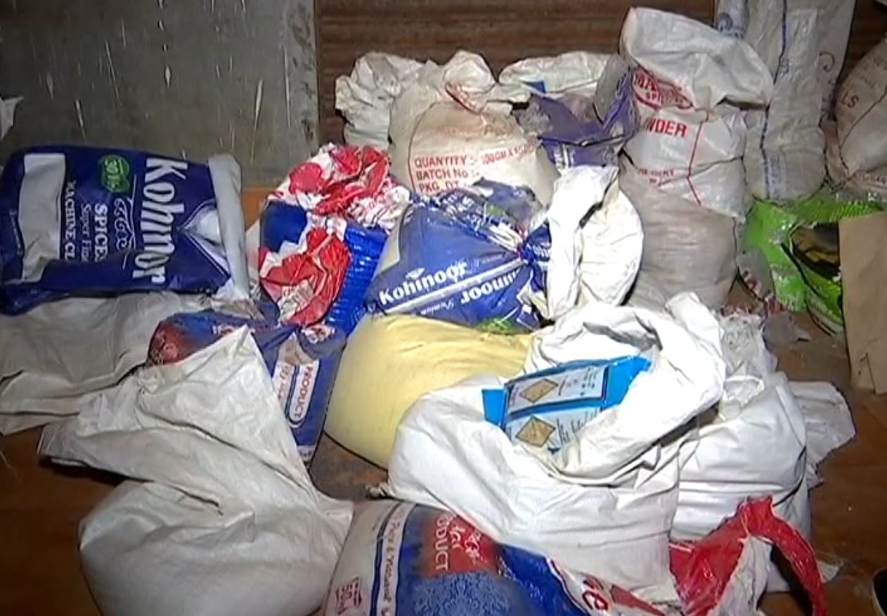 Commissionerate Police Busted Duplicate Soya Factory In Jagatpur