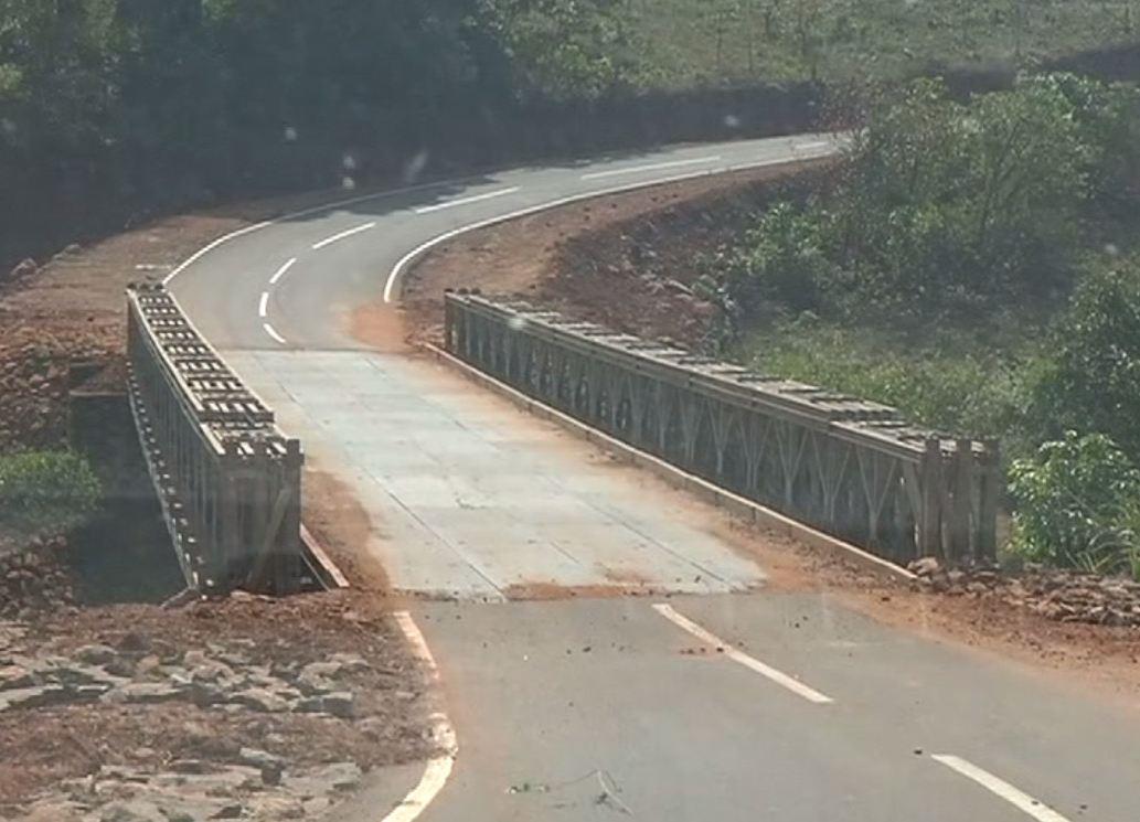 Naveen Govt Development Work In Banda Ghati Of Malkangiri