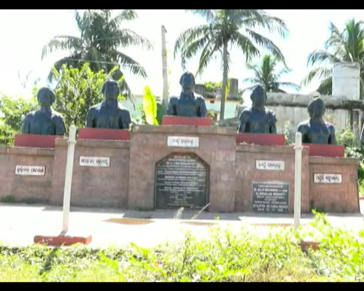 One Year Of Lay Foundation For Paika Rebellion Memorial, No Construction Satrted In Barunei Khordha
