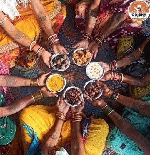 Niti Aayog Praises Odisha Millets Mission & Mo Upakari
