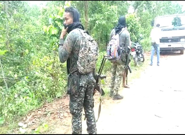 Naxals IED Blast In Bijapur STF Jawan Martyred