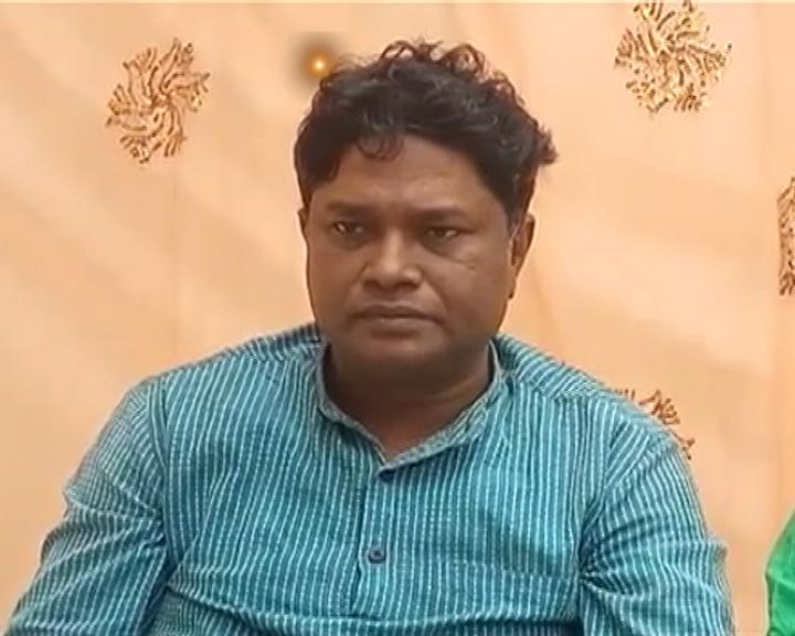 Amiya Pandab Targets Bjp Over Kotia Issue