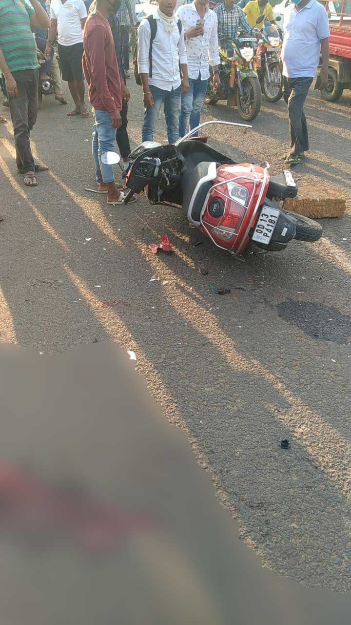 Four Dead In Different Road Accident In Puri And Baripada