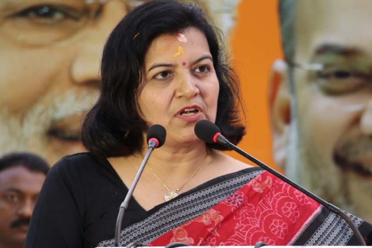 Why Aparajita Sarangi Is Silent Over Ekamra kshetra