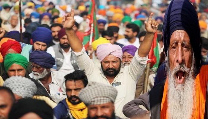 12 opposition parties extend their support to Samyukta Kisan Morcha