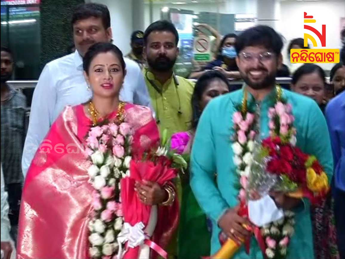 Married Sabyasachi Archita Returned Bhubaneswar