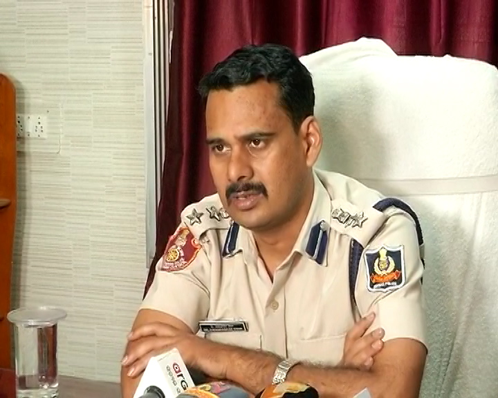 Personal Enmity Behind CRP Murder Case Says DCP