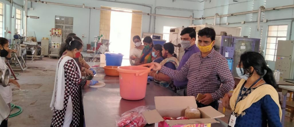 SHG's To Prepare Pickle With Modern Technology In Odisha