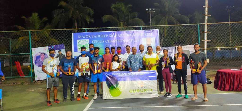 Major Sandeep Mohapatra Memorial Tennis Championship
