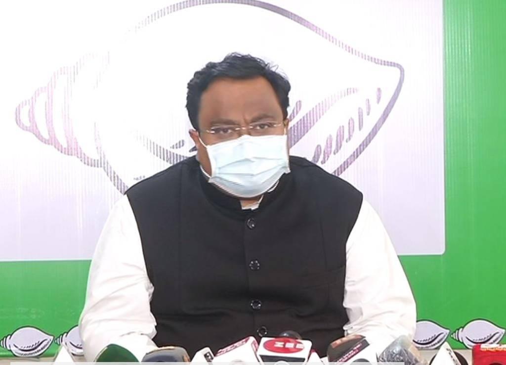 BJD Spokesperson Counter To BJP Over Pipili Bye Poll