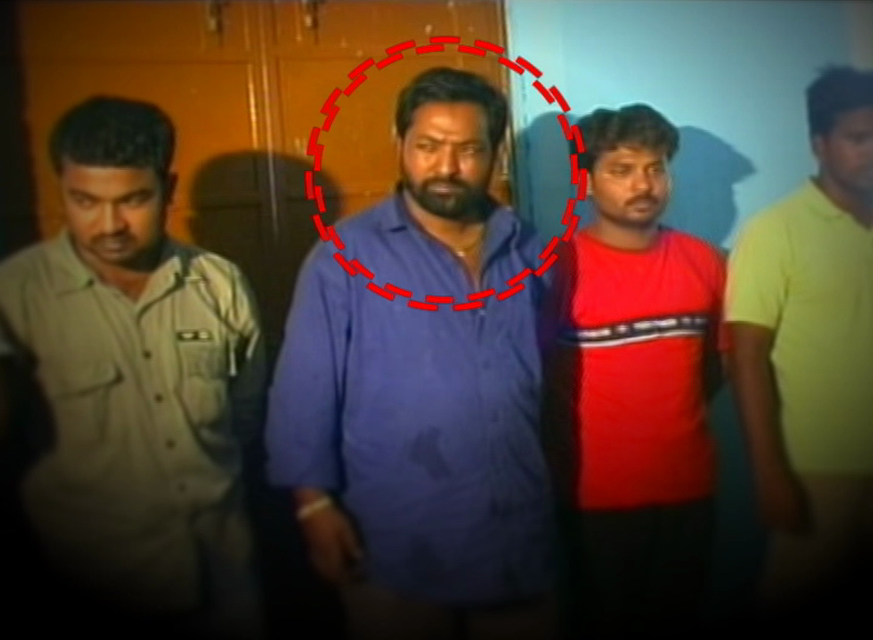 How Police Nabbed Gangster Hyder From Hyderabad