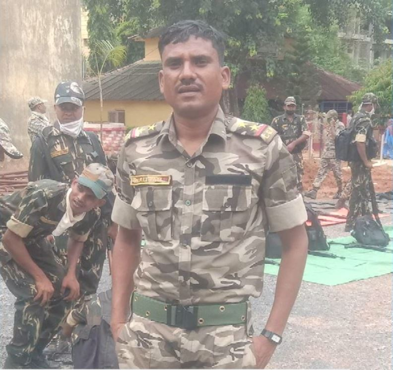 Maoist Killed Kidnapped DRG Jawans In Bijapur