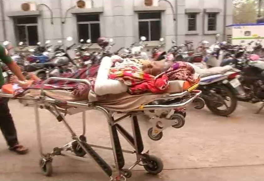 PWD & GED Department Started Investigation On Old Lady Critical Case