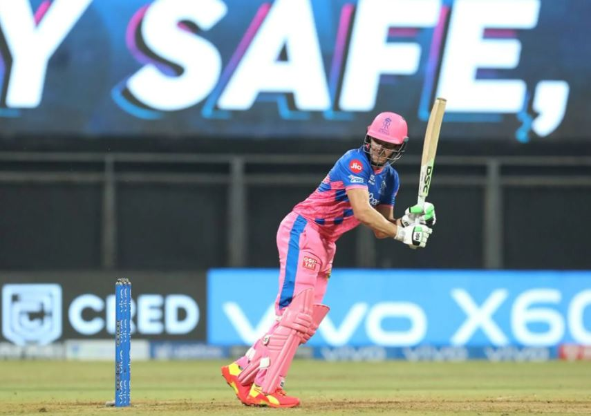 Rajasthan Royals won by 3 wickets Against Delhi Capitals