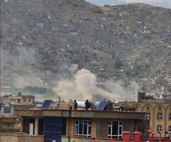 Blast Near Afghan School In Kabul kills 25