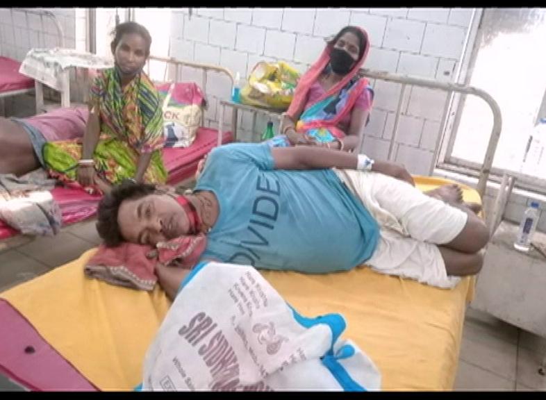 14 Unhealthy After Taking Prasad In Aaradi