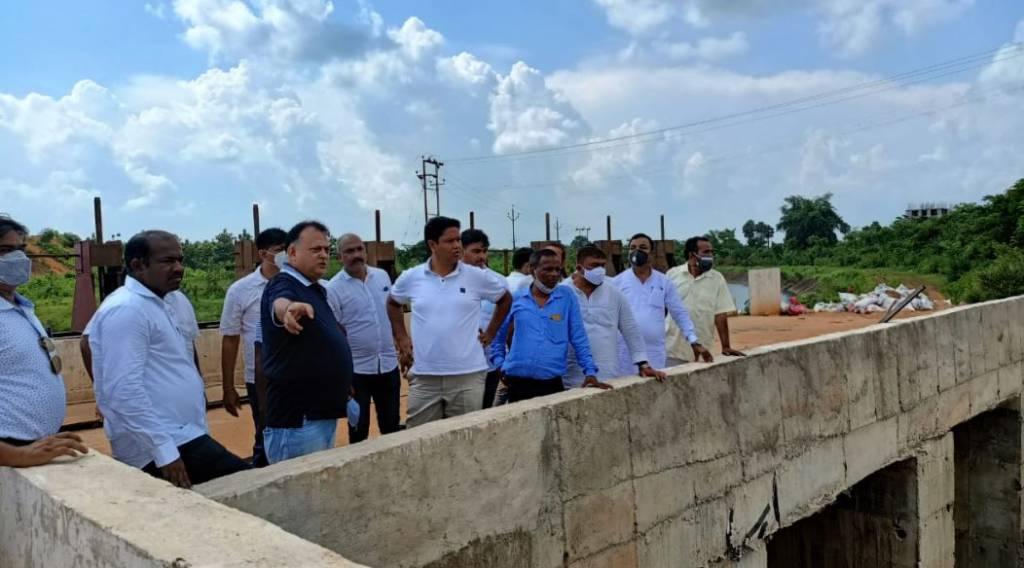 Bjd Organisational Secretary Reviewed Different Programmes In Mayurbhanj District