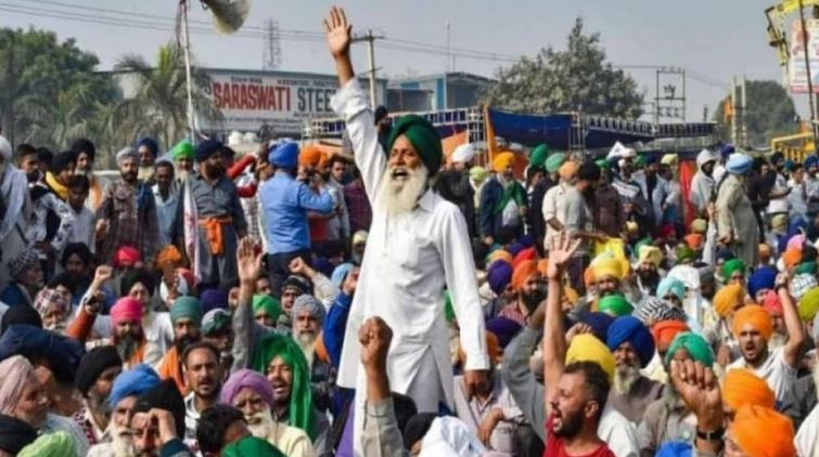 Samyukt Kisan Morcha To Protest Daily Outside Of Parliament During Monsoon Session