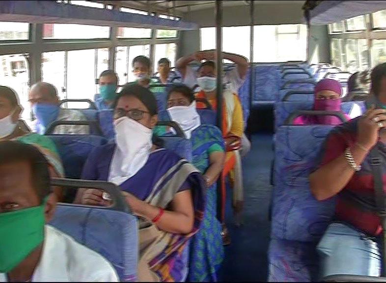 Unlock Odisha Bus Service To Resume In Odisha From Today