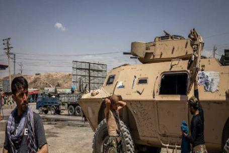 Afghanistan Crisis Taliban Violets Ceasefire Attack In Panjshir