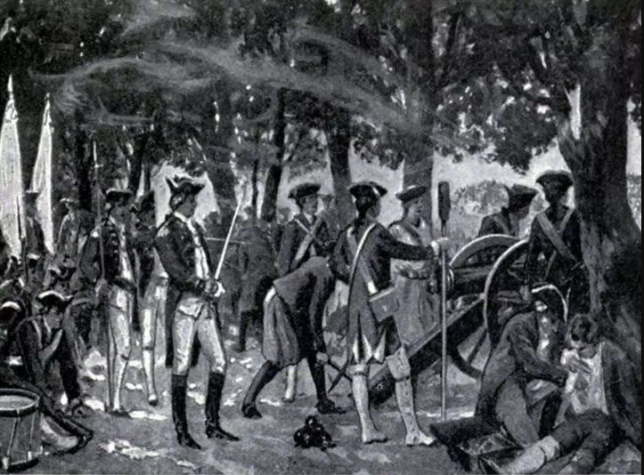 Battle of Plassey British East India Company Against Nawab of Bengal Siraj-ud-Daulah