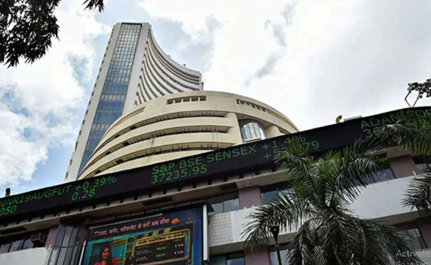 Share Market Again Created History Sensex Jumped 217 Points