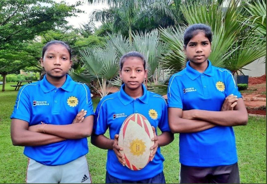 3 Odia To Represent India In Asia Rugby U18 Girls