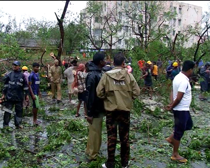 9 State And 4 UT Implemented Odisha Natural Disaster Model