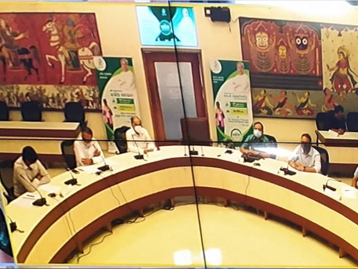 CM Naveen Patnaik Grants Rs742.58 Crs Under KALIA Assistance to 37,12,941 Small And Marginal Farmers