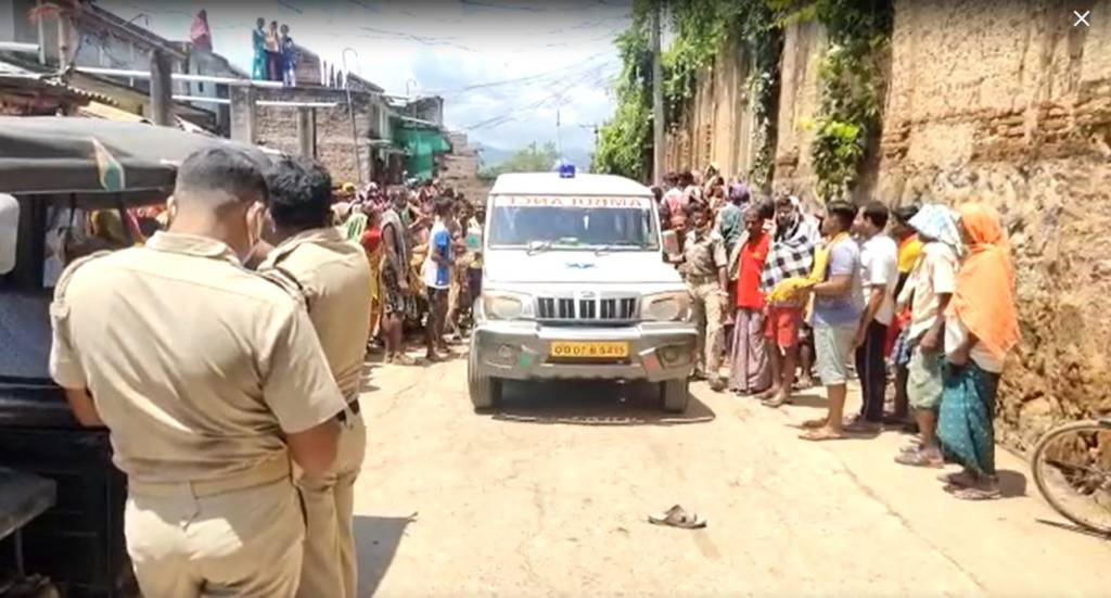 Couple Suicide In Digapahandi
