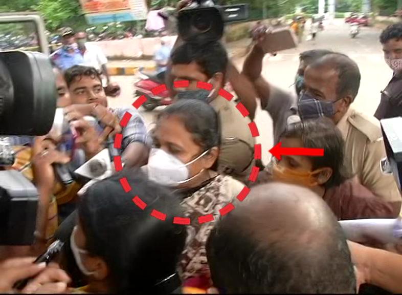 Crorepati Anganwadi Didi Forwarded To Jharpada Jail