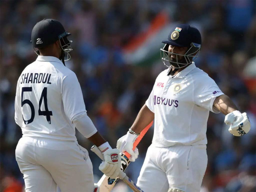Eng Vs Ind Oval 4th Test