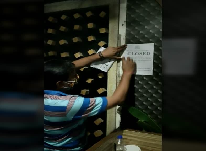 Mad Mule Bar Sealed By BMC For Night Curfew Violation