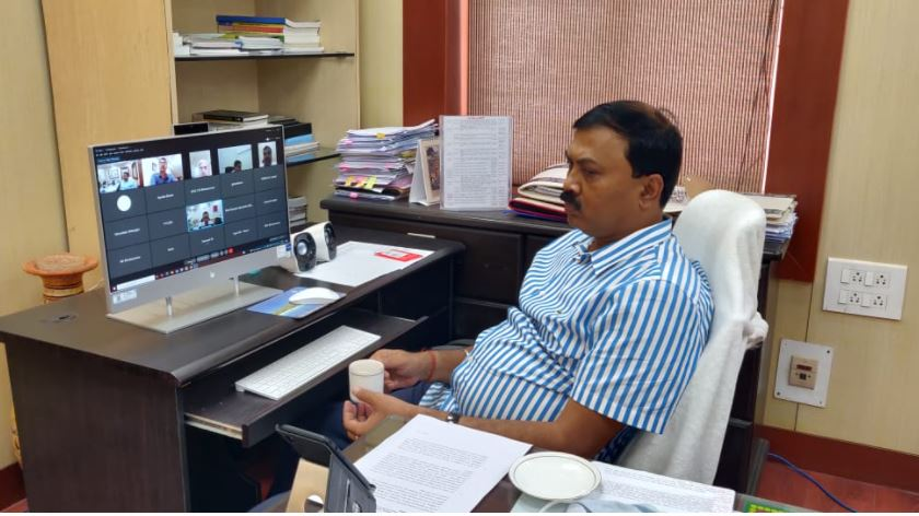 MSME Secretary Inform Centre About Export Problem
