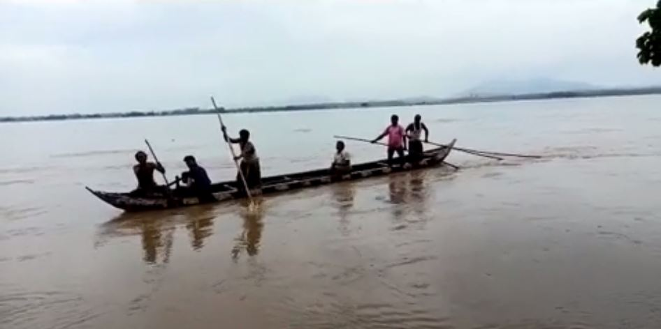 Minor Boy Rescued From Brahmani River