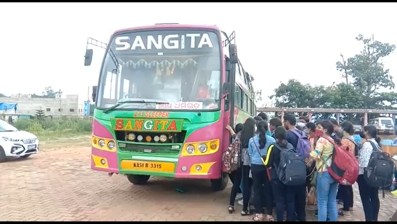 Nabarangpur RTO Fined 11 Lakhs To Private BUS
