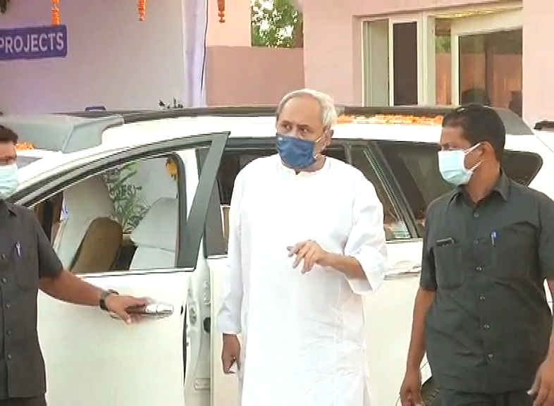 Odisha CM Naveen Patnaik Delhi Visits