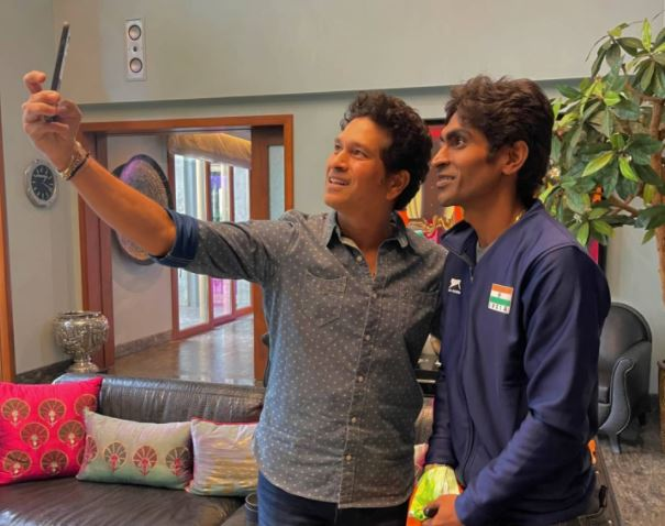 Para Athlete Pramod Bhagat's Childhood Dream Comes True