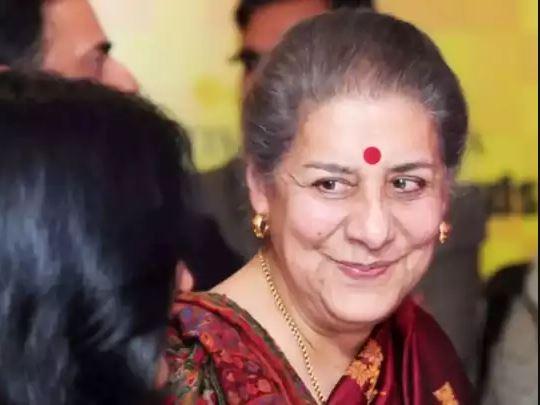 Punjab Congress Crisis, Ambika Soni In CM Race