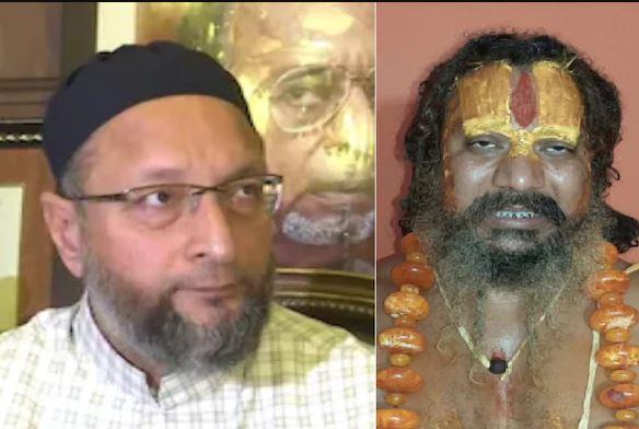 Saints Of Ayodhya Warns Asaduddin Owaisi Not To Cross Line