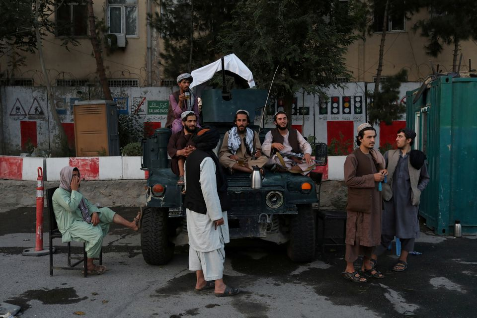 Taliban Are All Set To Form Government In Afghanistan After Friday Prayers
